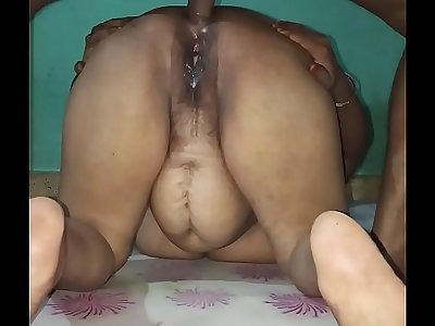 Desi village wife deep ass fuck