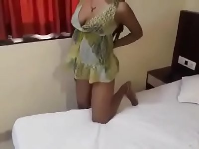 Nandani sex  brother